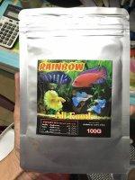 Thức ăn Rainbow cho cá Ali