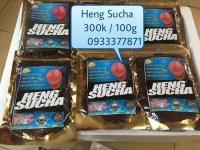 Thức ăn cá la hán Heng Sucha