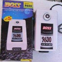 Máy Sủi Khí 2 Vòi Siêu Êm BOSS 9600
