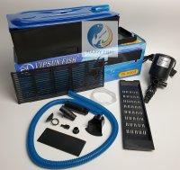 Vipsun Fish VS-9800 - Bộ Máng và Máy Bơm Lọc Nước Hồ Cá - Có bông lọc