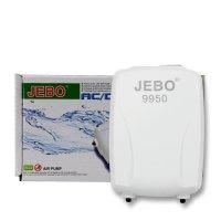 Máy Sủi Oxy Chạy Pin Sạc JEBO 9950 Dùng Đc Khi Cúp Điện